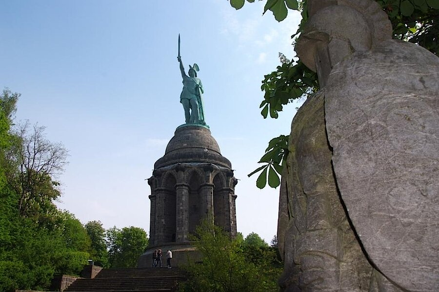 Hermannsdenkmal © W. Peters